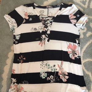 New cute top from Maurice's